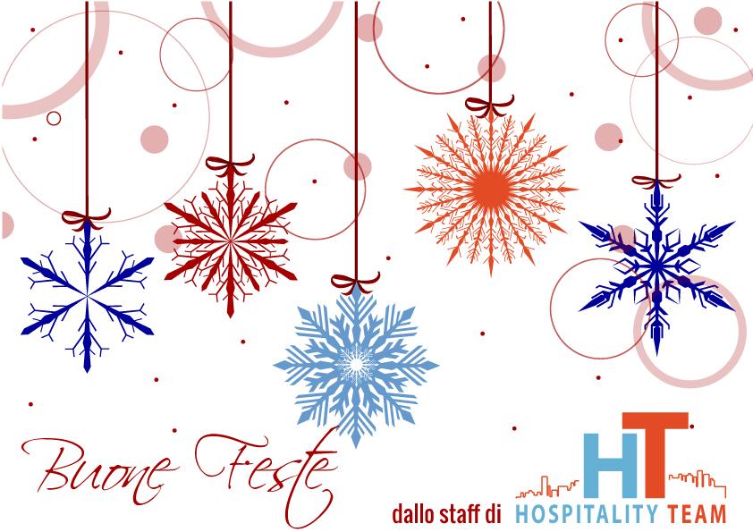 Buone Feste da Hospitality Team