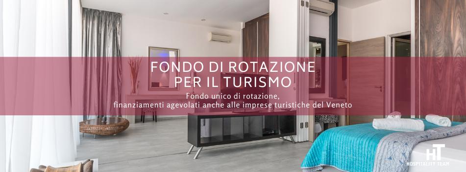 turismo, Fondo di rotazione per il turismo, Hospitality Team, Hospitality Team
