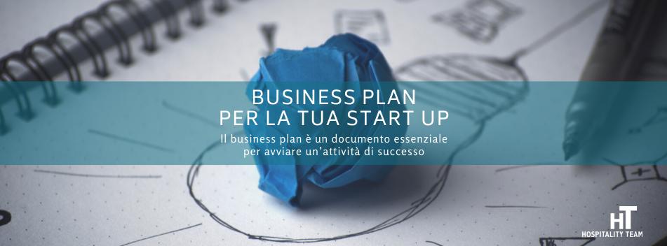start up, Business plan per la tua start up: perchè non puoi farne a meno, Hospitality Team, Hospitality Team