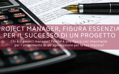 Il project manager, figura essenziale per il successo di un progetto