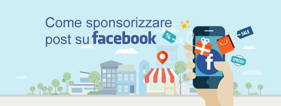 sponsorizzare su facebook, Come sponsorizzare i post di Facebook, Hospitality Team, Hospitality Team