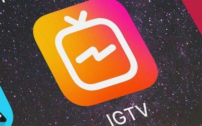 Il canale IGTV per una struttura ricettiva