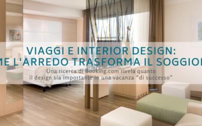 Viaggi e interior design: l'arredo trasforma il soggiorno in esperienza