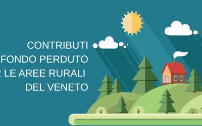 Creazione e sviluppo di attività extra-agricole nelle aree rurali del Veneto
