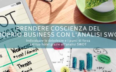 Prendere coscienza del proprio business con l'analisi SWOT