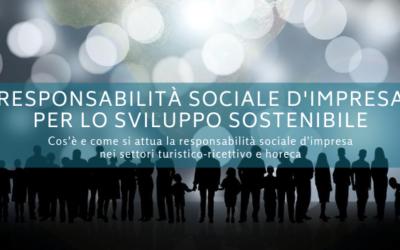 Responsabilità sociale d'impresa per lo sviluppo sostenibile
