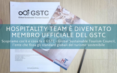 turismo europa, La strategia europea per un turismo più forte, Hospitality Team, Hospitality Team