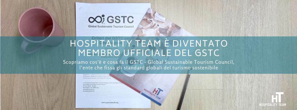 gstc, Hospitality Team è diventato membro del GSTC, l'ente che fissa gli standard globali del turismo sostenibile, in qualità di studio di consulenza, Hospitality Team, Hospitality Team