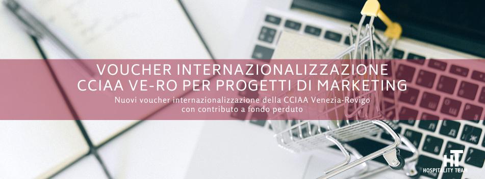 voucher internazionalizzazione, Voucher internazionalizzazione CCIAA Ve-Ro per progetti di marketing internazionale e digitale, Hospitality Team, Hospitality Team